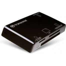 Кардридер Transcend CF/SD/MS USB 2.0 RDP8K