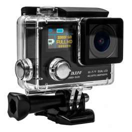 Экшн камера REDLEAF SJ5050+ OLED Wi-Fi 4K