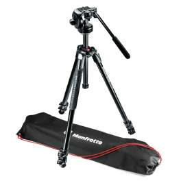 Manfrotto штатив для видео и фото  mk290xta3-2w
