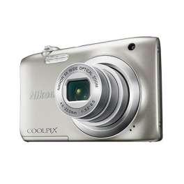 фотоаппарат Nikon CoolPix A100 серебро