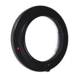 Адаптер Nikon оптика - Olympus 4/3 камера