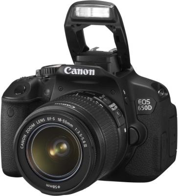 Canon 650D kit 18-55/3,5-5,6 III DC