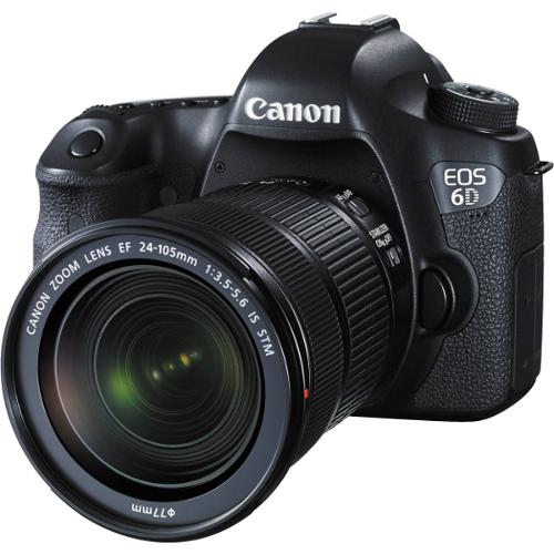 Canon 6d kit stm
