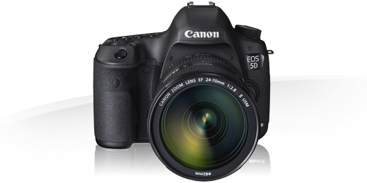 Canon 5D Mark III kit 24-105/4L is usm