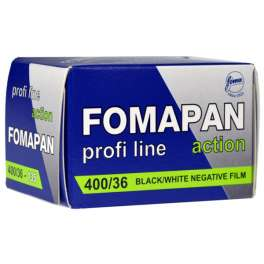 Фотопленка Fomapan Action 400/36