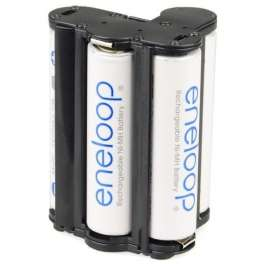 Вставка в батарейный блок D-BH109 Pentax K-R, K-30, K-500, K-50