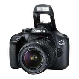 Canon EOS 4000D kit 18-55/3.5-5.6 III
