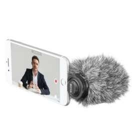 Микрофон кардиоидный для смартфонов и планшетов USB-C BOYA BY-DM200