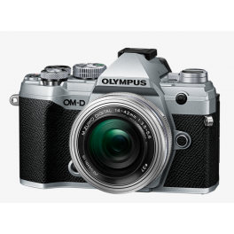 Фотоаппарат Olympus OM-D E-M5 Mark III  Kit 14-42 EZ Silver