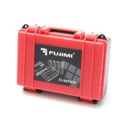 Футляр кейс для батарей и карт памяти FUJIMI FJ-BATBOX
