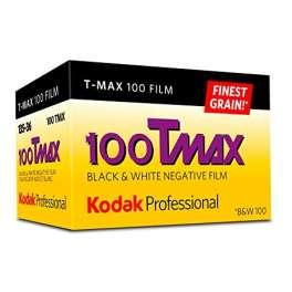 Фотопленка KODAK Ч/Б Tmax TMY 100/36