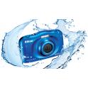 фотоаппарат Nikon CoolPix W150 BLUE