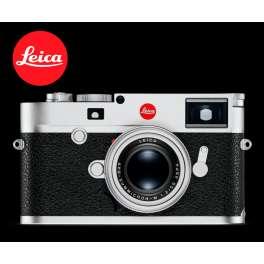 цифровая фотокамера LEICA M10 серебристая