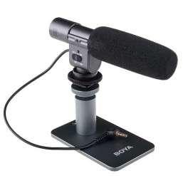 Подставка-штатив для микрофона BY-STAND BOYA 1/4 3/8