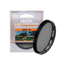 Светофильтр HOYA CIR-PL UV HRT