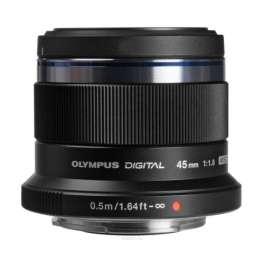 Объектив Olympus M.ZUIKO DIGITAL 45mm 1:1.8