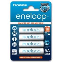 Аккумуляторы АА Panasonic Eneloop 1900mAh