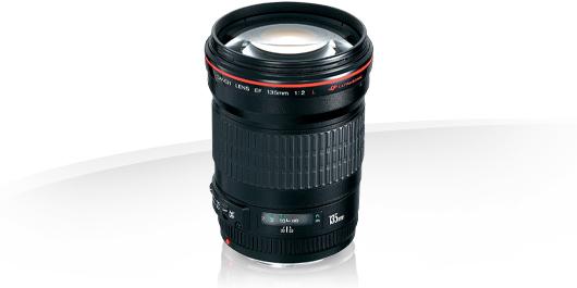 Canon 135/2L usm