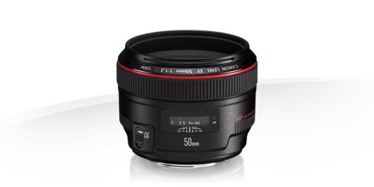 Canon 50/1.2L usm