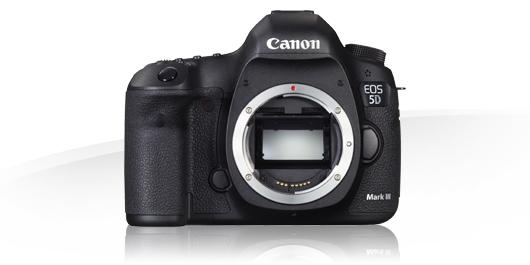 Canon 5D mk III body
